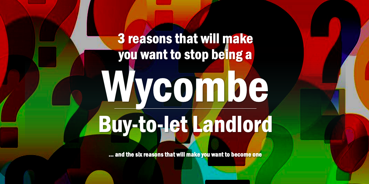 Buy to Let High Wycombe